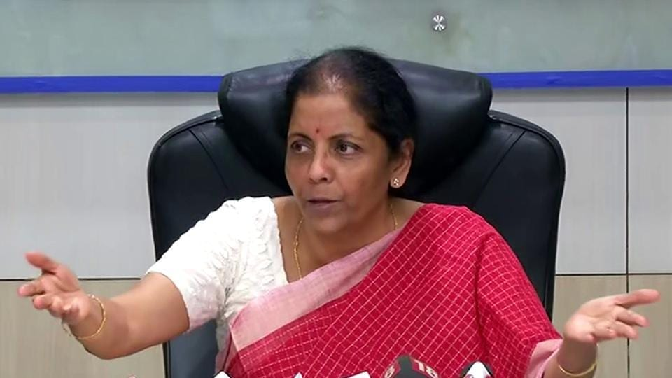 Union Finance Minister Nirmala Sitharaman, on September 20, 2019,  announced slashing of corporate tax rates for domestic firms from 30% to 22% and for new manufacturing companies from 25% to 15% to boost economic growth.