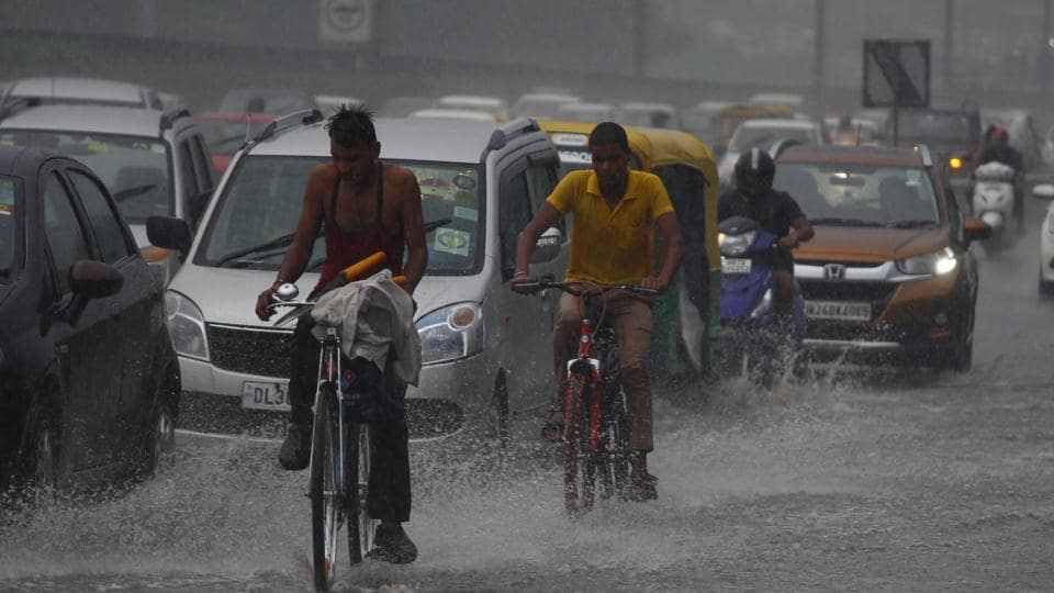 Monsoon may start retreating in or after the second week of October, according to India Meteorological Department