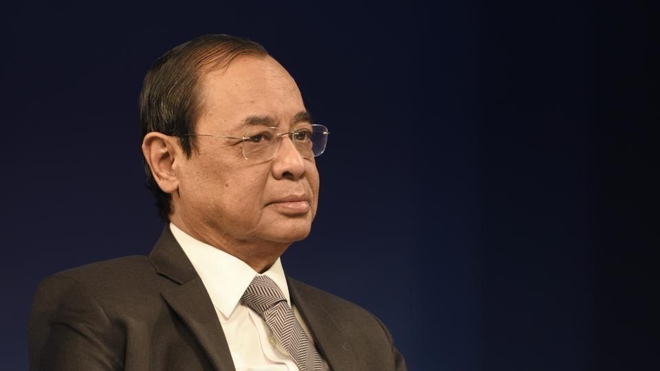 Chief Justice of India Ranjan Gogoi has recused himself from a plea by Gautam Navlakha regarding the Bhima Koregaon case.