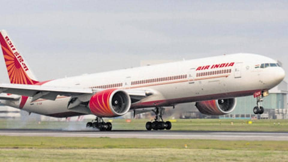 An Air India official said that the pilot project at Delhi's Indira Gandhi International Airport was introduced last week and has received a good response.