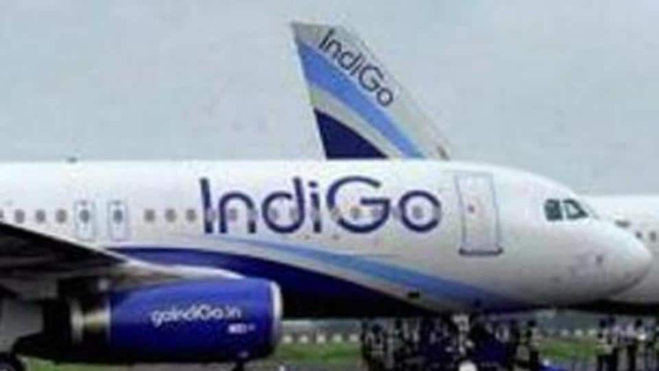 The left engine of the IndiGo plane, on the Goa-Delhi route caught fire around 20 minutes into the flight.
