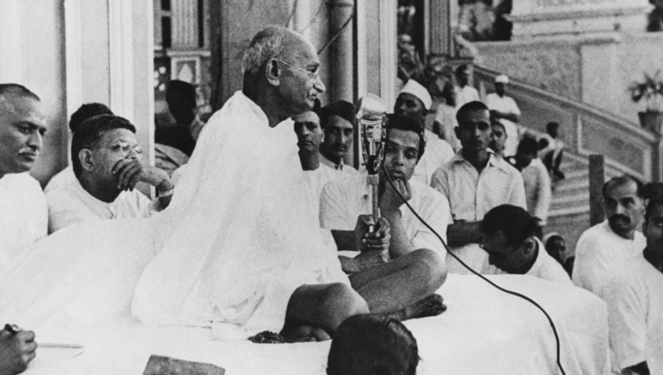 For Gandhi, character was the key criterion for public service