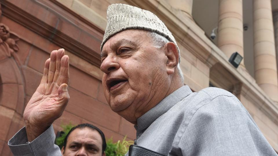 Supporters of Farooq Abdullah say the National Conference leader has been under house arrest since August 5 when the move to strip the state of its special status was announced in Parliament.