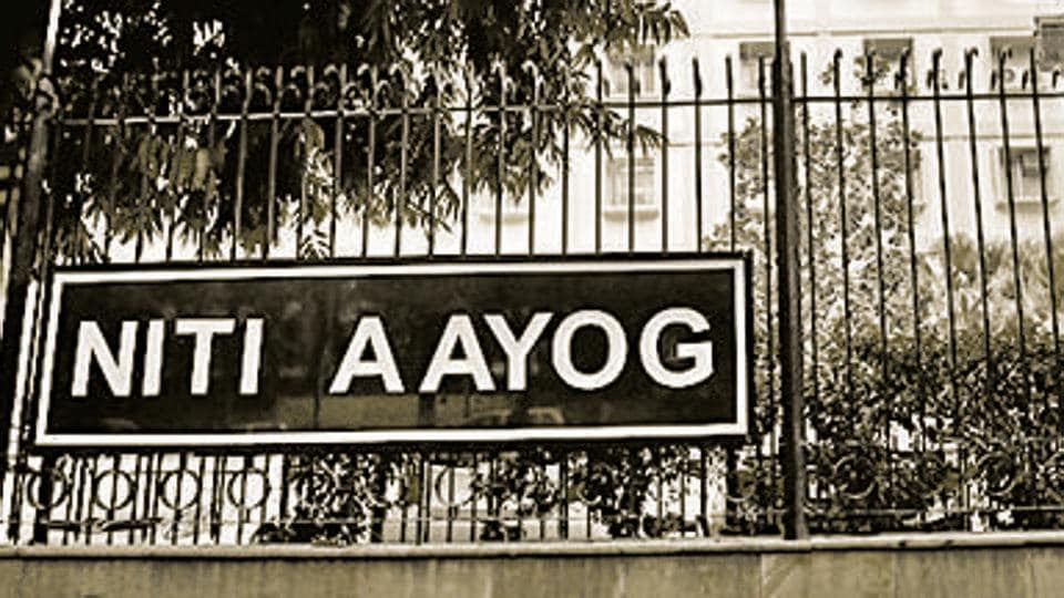 Niti Aayog on September 30 launched the school education quality index.
