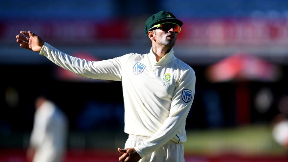 File image of Keshav Maharaj