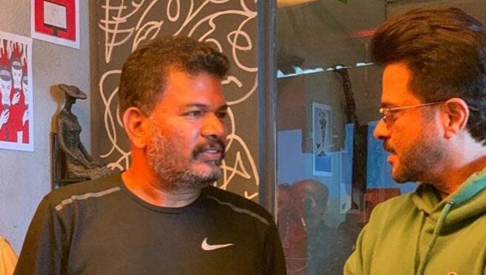 Anil Kapoor may be seen in Shankar's Indian 2.