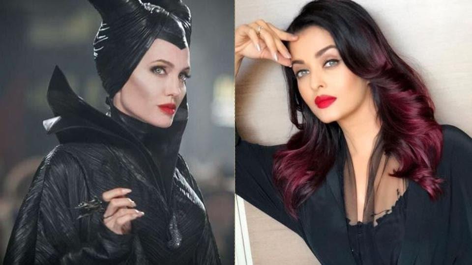 Aishwarya Rai will voice Angelina Jolie's character in Maleficent: Mistress of Evil's Hindi version.