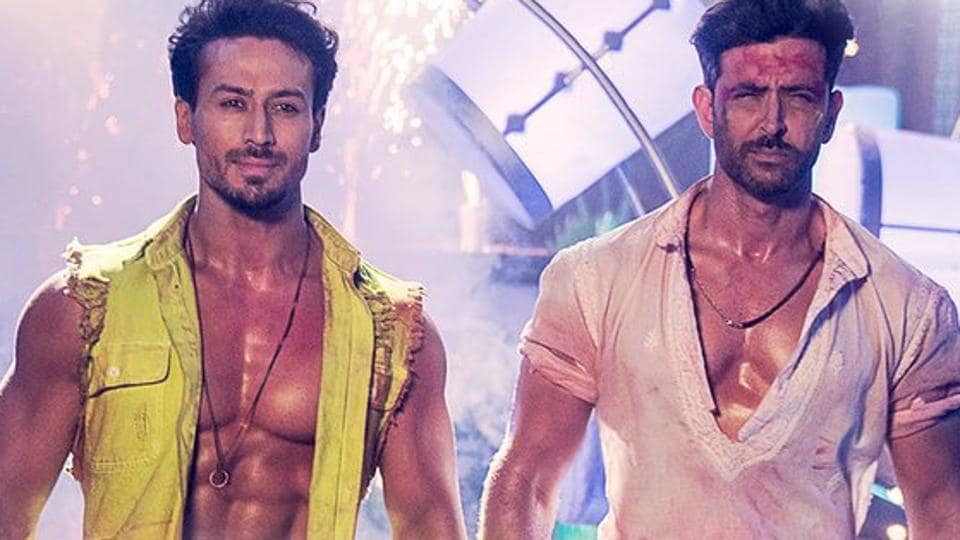 Tiger Shroff and Hrithik Roshan have teamed up for the first time for War.