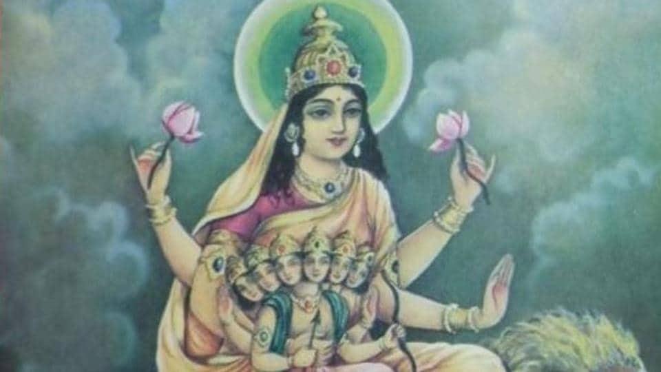 Navratri 2019: Maa Skandamata is the mother of Lord Kartikeya, who is also referred to as Skanda.