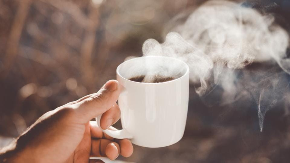 A steaming cup of coffee for any kind of day.  (Unsplash)