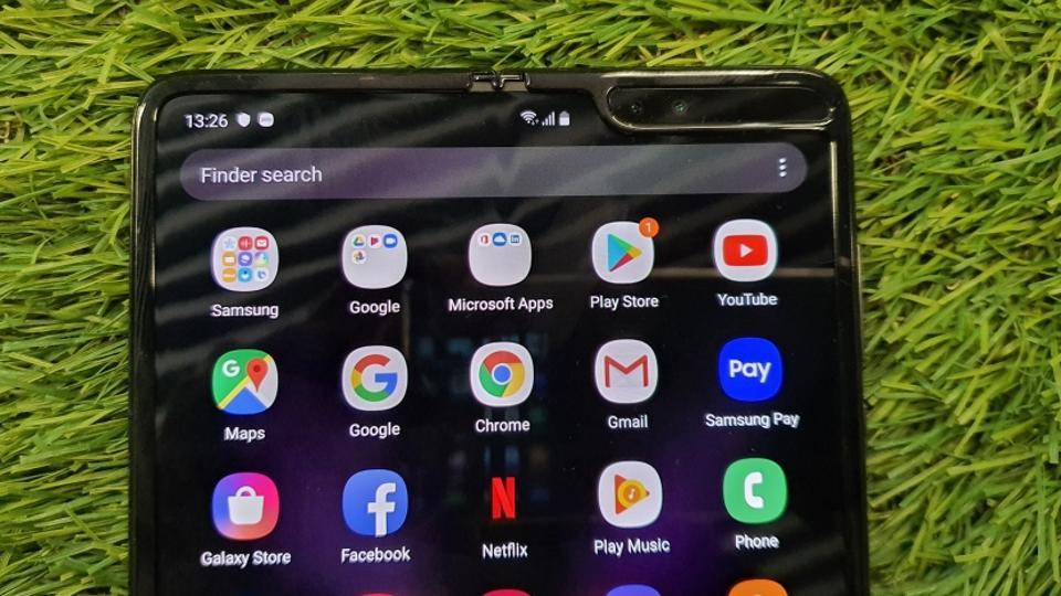 Samsung Galaxy Fold launched in India