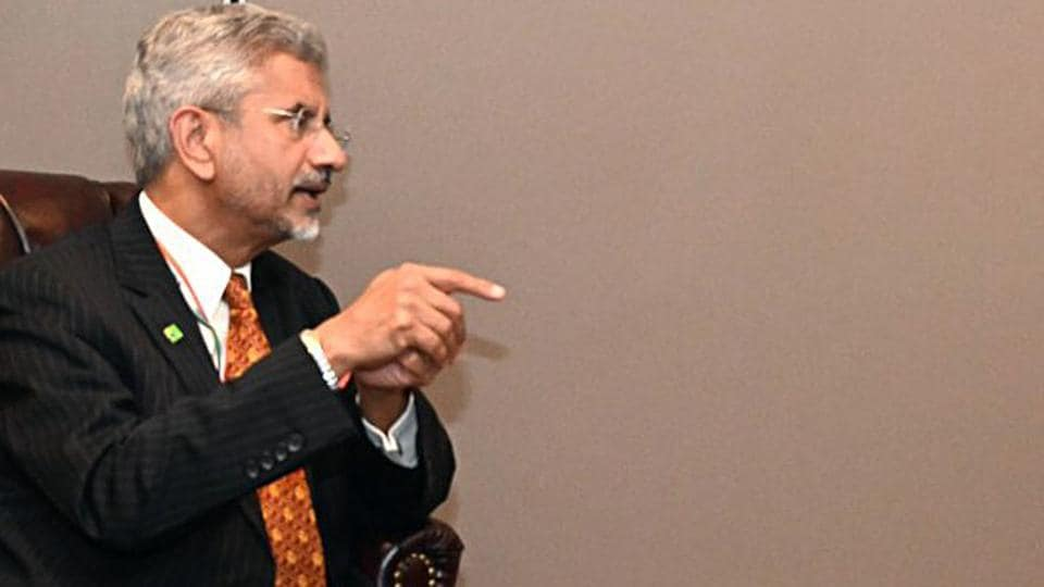External Affairs Minister S Jaishankar made it clear that Kashmir issue will not be mediated by a third party.