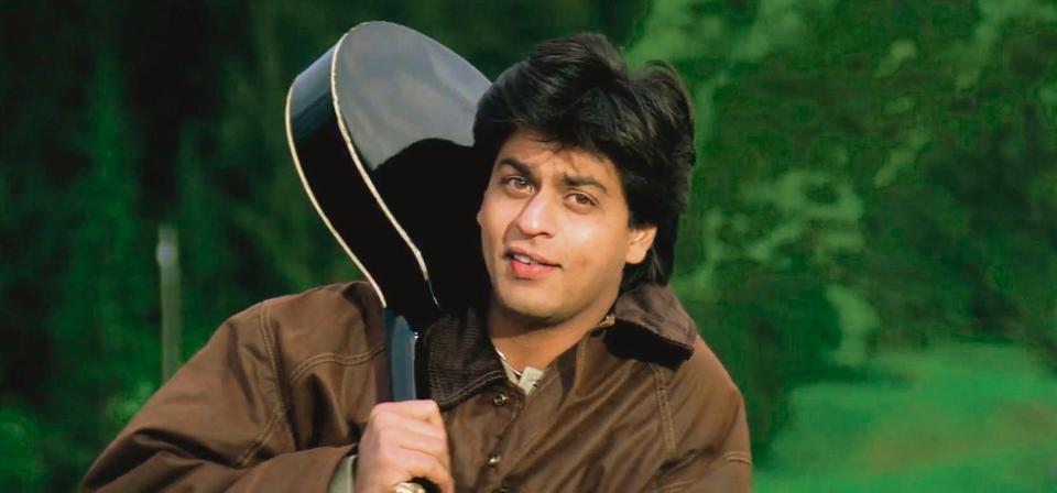 Popular even in Peru - Shah Rukh Khan in