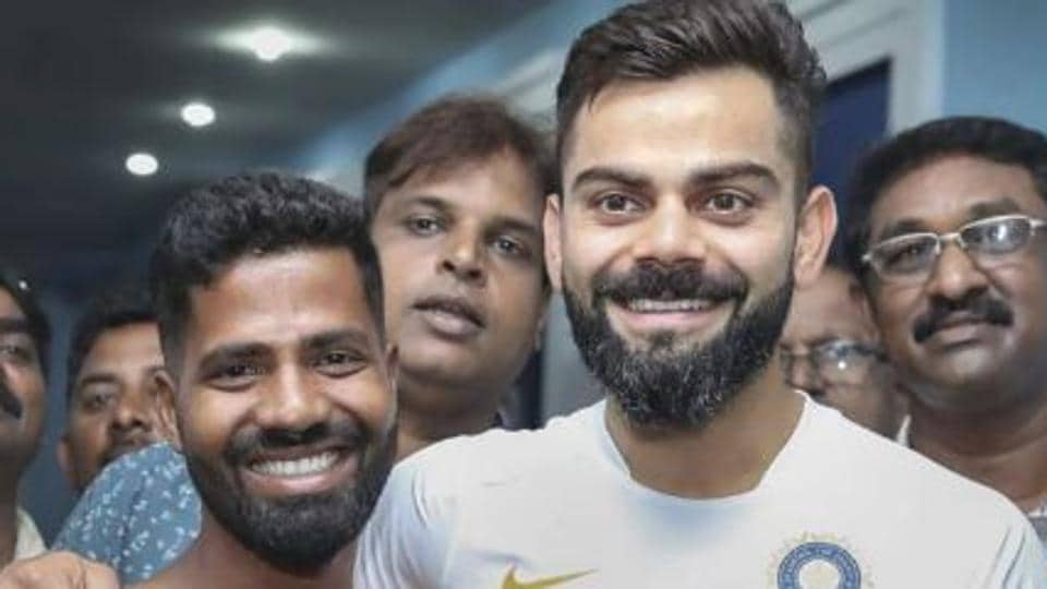 India Vs South Africa Virat Kohli Wins Hearts With Special
