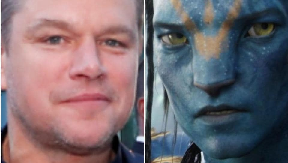 Can you imagine what Avatar would have looked like had it starred Matt Damon and Govinda