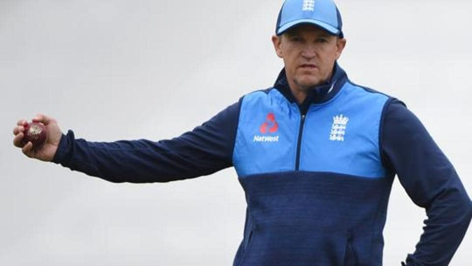 File image of Andy Flower