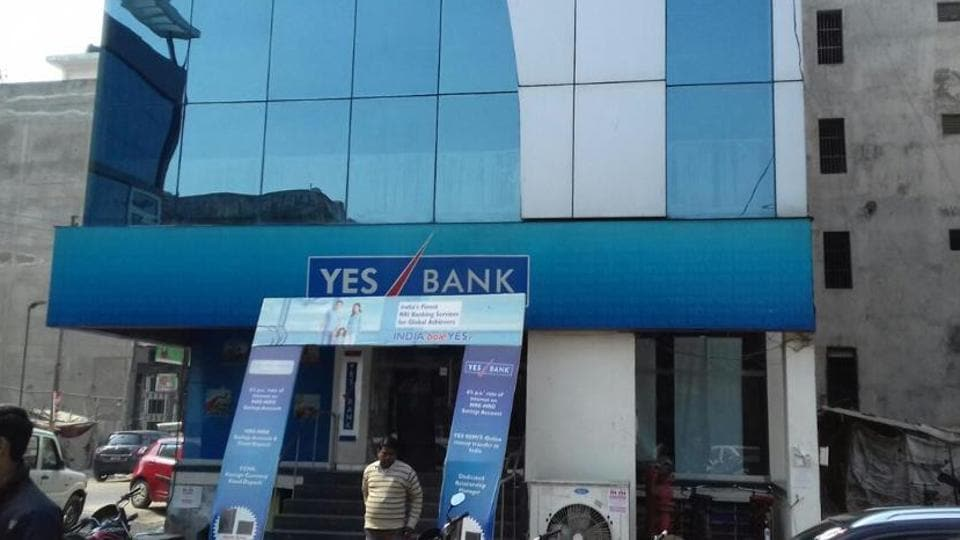Yes Bank's shares zoomed nearly 34 per cent on Thursday.