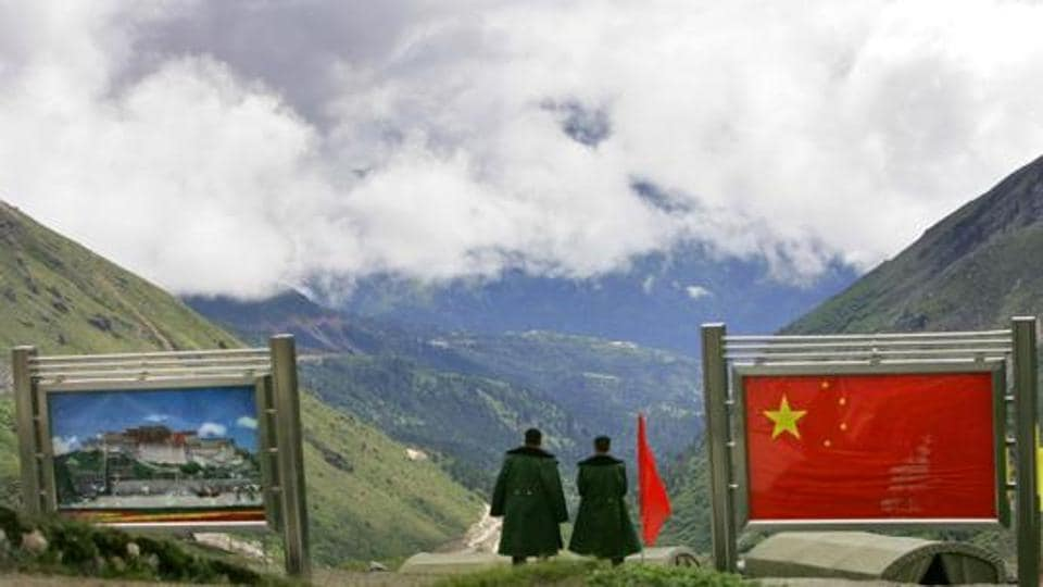 A senior Indian military official said the alternate road will help inter-valley troops transfer and reinforcement near the India-China border.