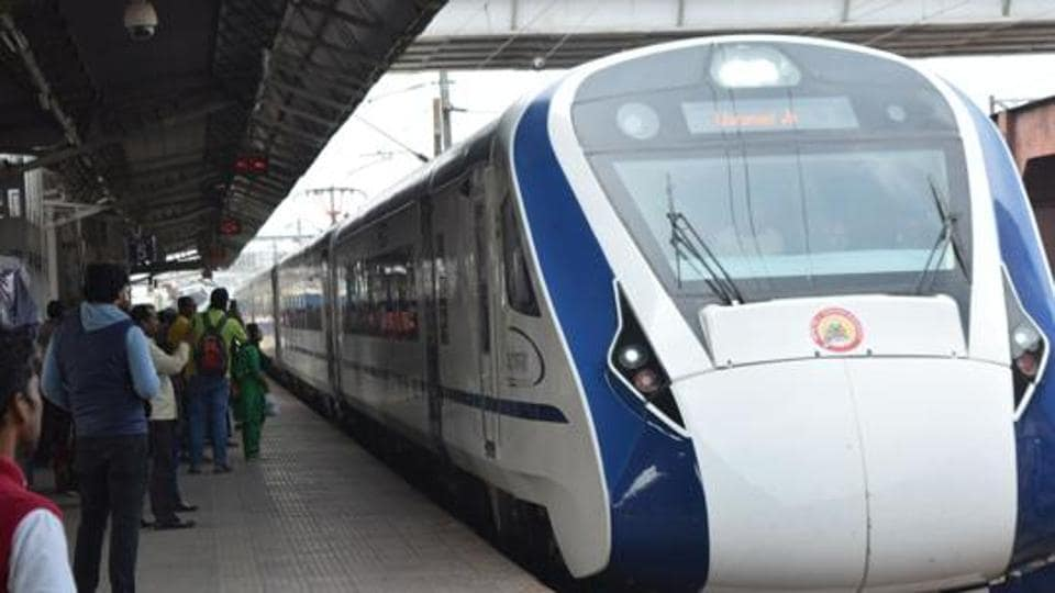 The Delhi-Katra route was chosen by the Railway Board in a bid to capitalise on the high traffic volume owing to the Vaishno Devi temple pilgrimage.