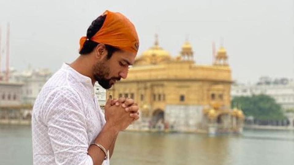 Vicky Kaushal will star as Sardar Udham Singh in new biopic.