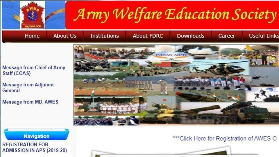 The Army Welfare Education Society (AWES) will on Friday, October 4 release the admit card of the screening test for the recruitment of teachers in Army Public Schools (APS).