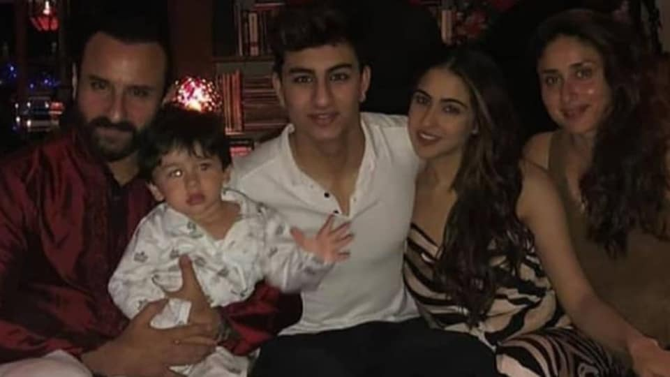 Sara Ali Khan, brother Ibrahim come together for their first magazine photoshoot