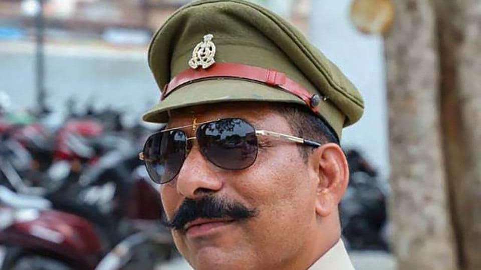 Inspector Subodh Kumar Singh's widow had raised a question over the accused being released on bail.