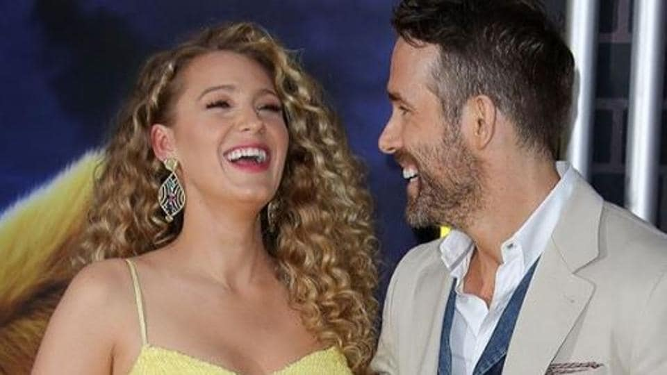 Ryan Reynolds and Blake Lively had two kids already.
