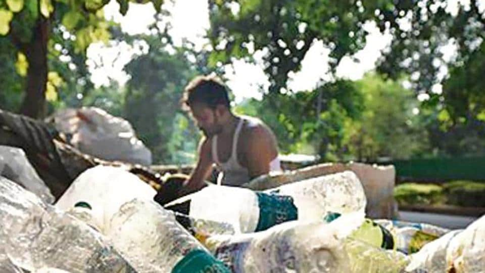The Modi government will reposition its flagship sanitation programme, Swachh Bharat, to tackle the menace of plastic waste.