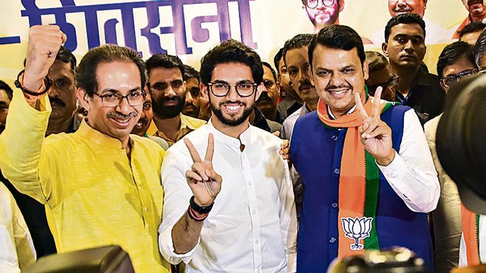 The Bharatiya Janata Party (BJP) will contest 150 seats and its partner Shiv Sena will field candidates in 124 constituencies for the upcoming Maharashtra assembly polls