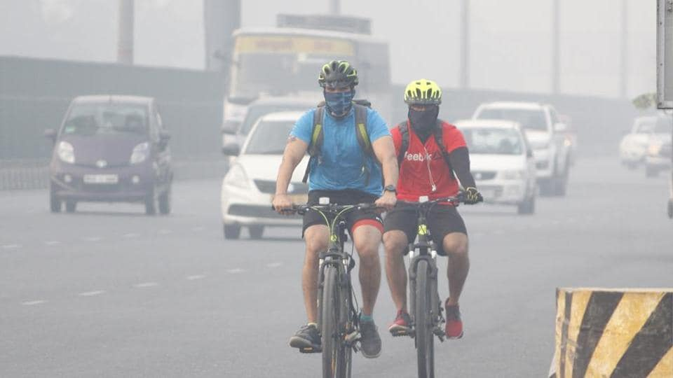 The HSPCB's draft plan for Gurugram states that there are five major sources of air pollution in the city — vehicles, road dust, biomass and waste burning, industries, and construction activities.
