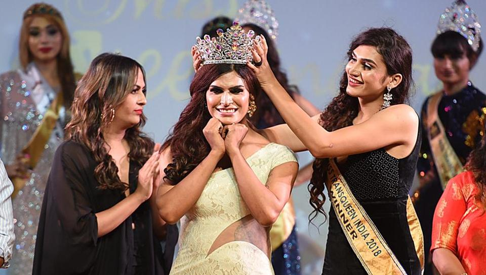 http://fiftyshadesofgay.co.in/India/Miss Trans-Queen India Announced It's Third Winner!