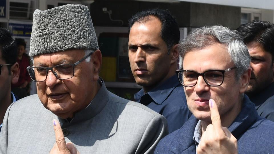 Farooq Abdullah is under house arrest at his Srinagar residence while his son Omar is detained at a state guest house. (ANI/ Representative Image)