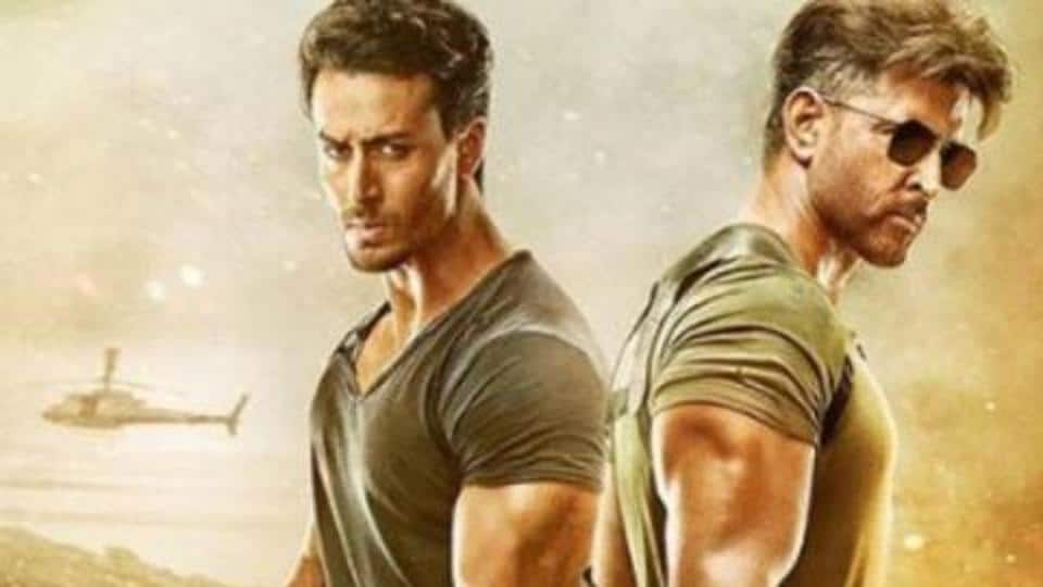 War box office collection day 5:  Hrithik Roshan and Tiger Shroff's film is now the highest first weekend earner of 2019.