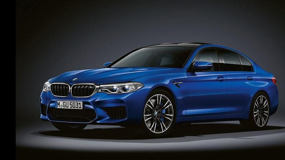 BMW drives in new M5 competition in India priced at Rs 1.55 cr - india news - Hindustan Times