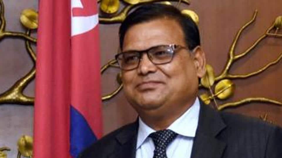 Krishna Bahadur Mahara, speaker of the Parliament of Nepal, was arrested over rape allegations.