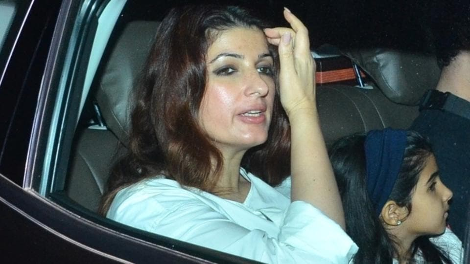 Twinkle Khanna is a full time writer now and is one of the wittiest writers around.