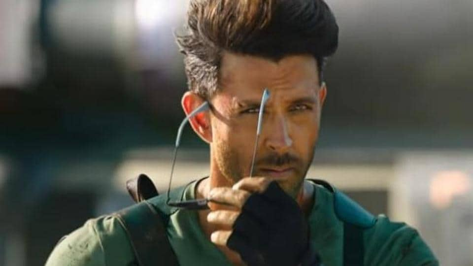War box office collection day 6: Hrithik Roshan plays a rogue agent in Siddharth Anand's film.