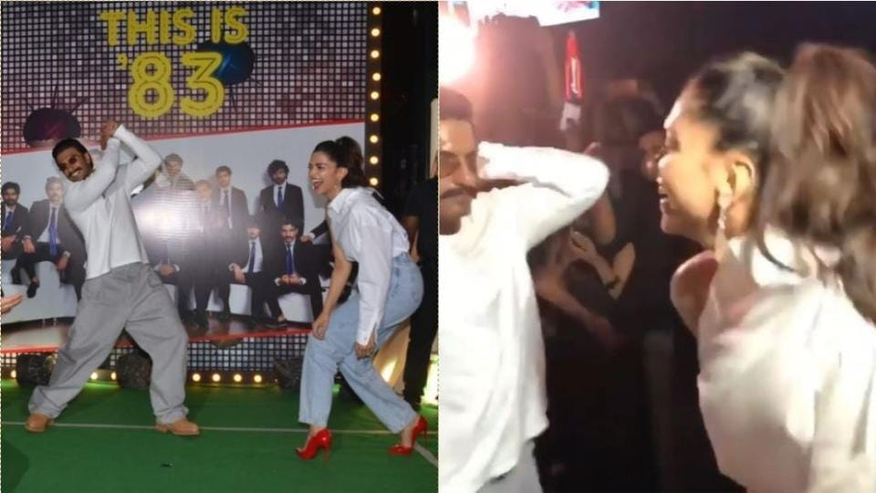 Deepika Padukone threw a party for the crew of '83.