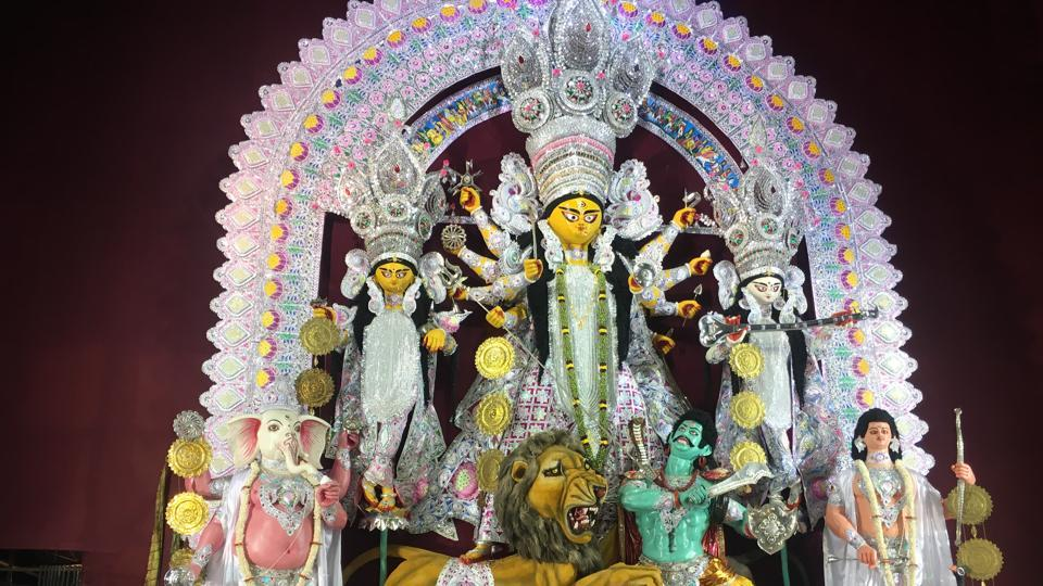 Durga Puja 2019: Themed pandals, Kolkata street food, old-world charm and more for... 1
