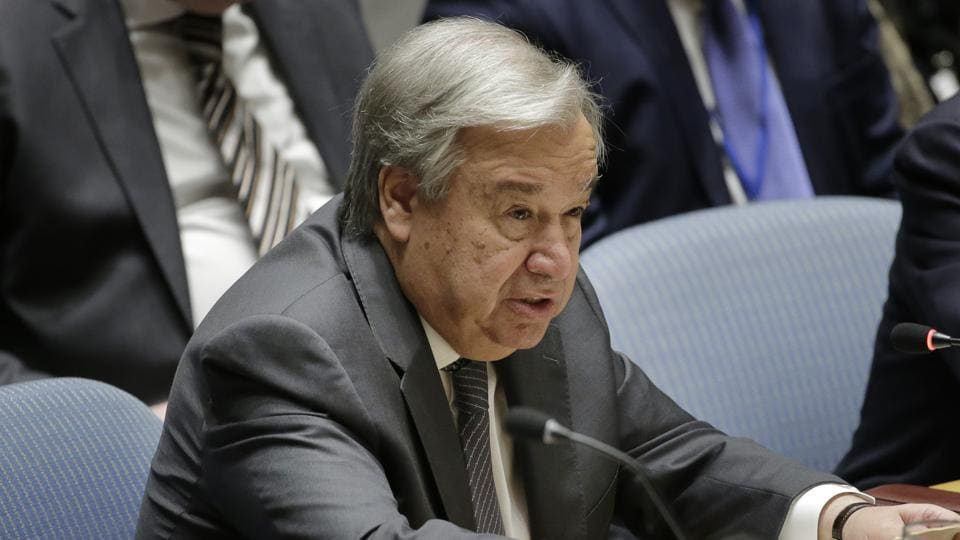 United Nations In Financial crisis -UN Secretary