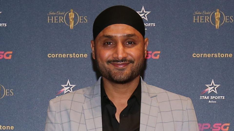File image of India cricketer Harbhajan Singh.