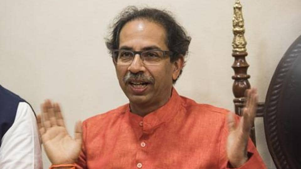 Uddhav hackeray attacked the state administration over the felling of trees in Aarey for a Metro car shed