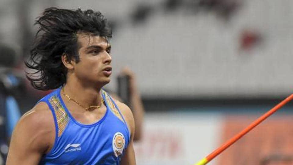 File image of Indian javelin star Neeraj Chopra.
