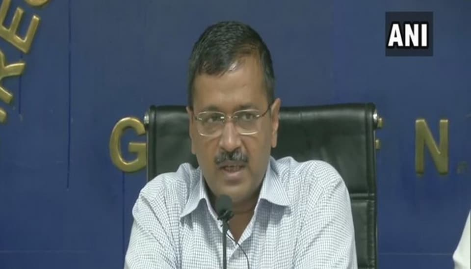 Delhi Chief Minister Arvind Kejriwal was to leave on Tuesday for the C-40 Climate Summit in Copenhagen, Denmark, but could not do so after the Ministry of External Affairs denied permission.