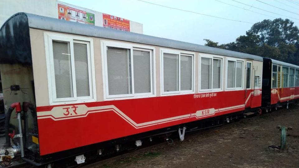 The new upgraded toy train was launched by the Indian Railways on January 26 on a trial basis.