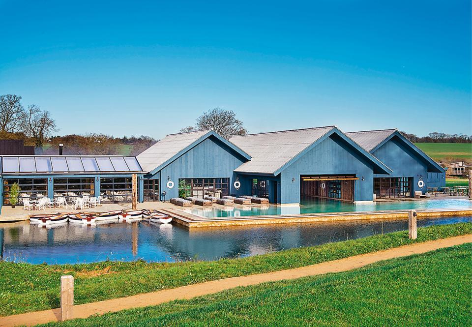 Soho Farmhouse intends to combine the values of the city clubs with a farm-themed hotel