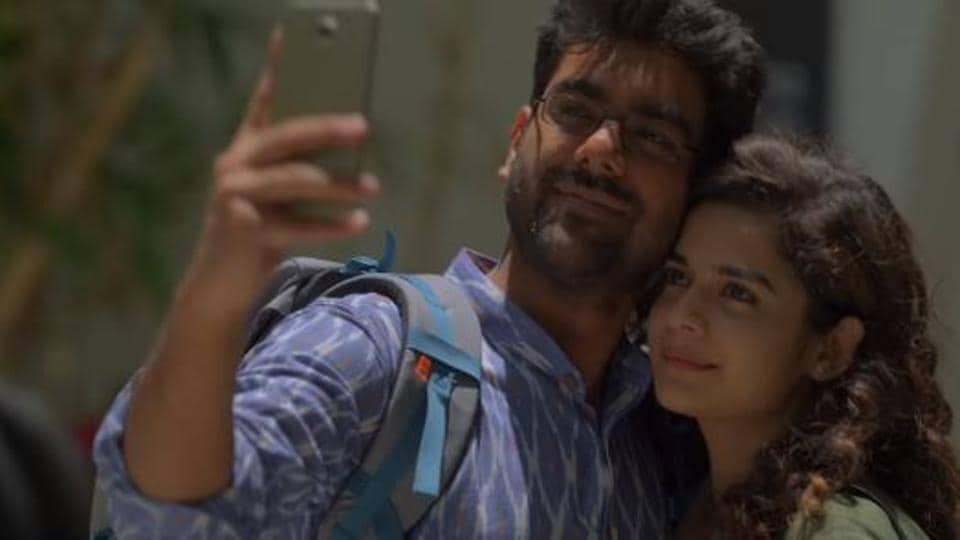 Dhruv Sehgal and Mithila Palkar in a still from Little Things season 3.