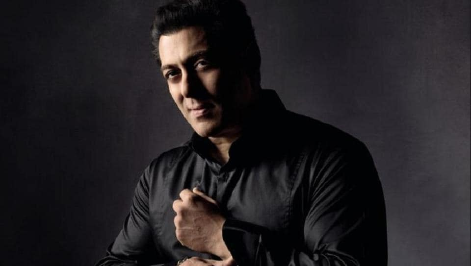 Stylist to Bollywood star Salman Khan, Ashley Rebello, says that although the Dabangg star tends to pick the simplest ensemble for himself, he leaves styling completely up to her, whom he trusts blindly.