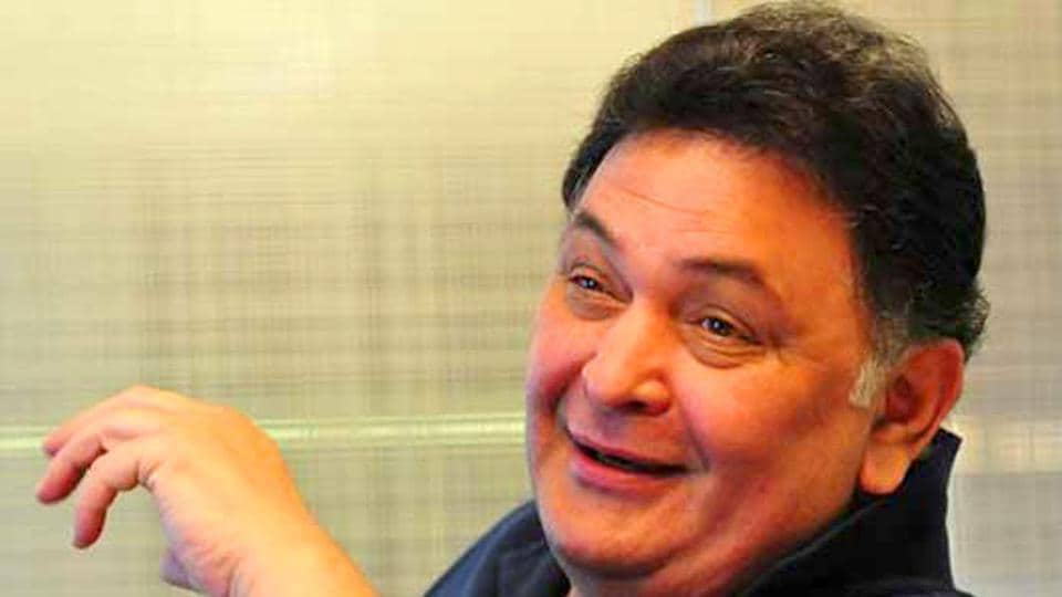 Rishi Kapoor shared a special Dussehra message on Twitter.